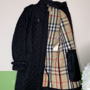 Authentic Burberry trench jacket